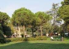 Misure antidegrado ai giradini Speyer di Ravenna: niente alcol, vetro, lattine e rifiuti.