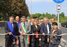 Grazie al nuovo tratto, la rete ciclabile cittadina raggiunge gli 80 chilometri.