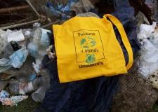 Volontari e bambini solidali nel 'Pulire il Mondo' anche a Massa Lombarda.