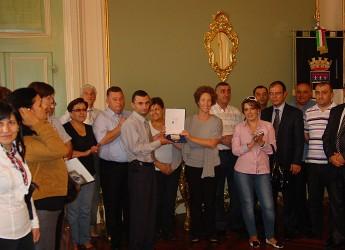 Cooperazione. Dall'Armenia in quel di Cesena, per 'studiare' l'organizzazione dei Servizi Sociali.