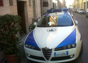 Sanzioni e sequestri della Polizia municipale per 12.000 euro
