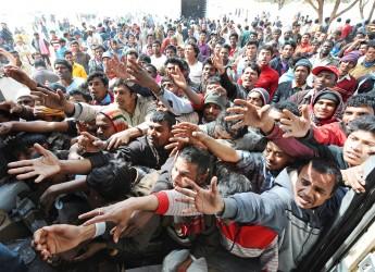 """Gazzolo: """" Qui l'accoglienza funziona"""". Attesi 150 migranti, 1630 già arrivati."""
