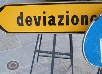 Faenza. Domani chiusura di via Pezzi e via Costa per lavori al tetto di un immobile.