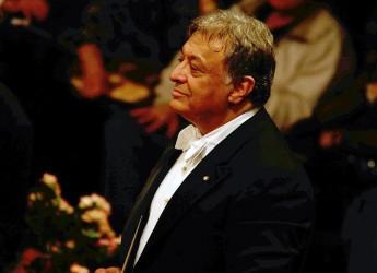 Ravenna. Il Maestro Zubin Mehta apre la XXVI edizione di Ravenna Festival con l'Orchestra del Maggio Musicale Fiorentino.