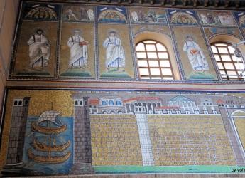 Ravenna. Il ministro della Cultura, Dario Franceschini, ospite in città per l'inaugurazione della prima stazione del sito archeologico di Classe.