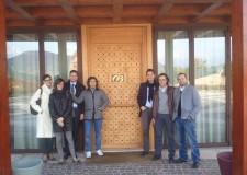 I giovani di Confindustria Rimini insieme ai giovani di Brescia.