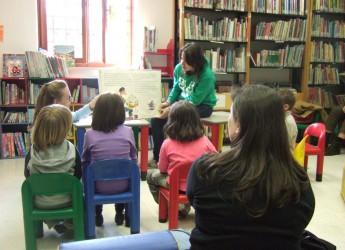 Forlì. In biblioteca è giunta l'ora delle storie, quattro pomeriggi dedicati alle letture animate per bambini.