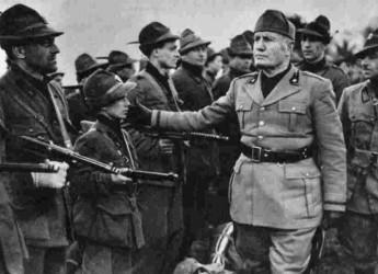Cesenatico. Appuntamento della rassegna 'Ribalta d'autore' con la presentazione del libro 'Mussolini e Nenni. Amici-nemici'.