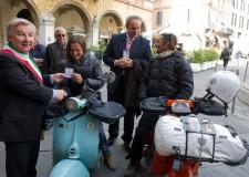 Con Giorgio e Giuliana arriva la solidarietà a Ravenna.