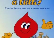 Avis. Vaccinazione antinfluenzale gratis per donatori sangue.