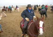 A cavallo nella Perla Verde. Passeggiata sulla spiaggia del Marano.