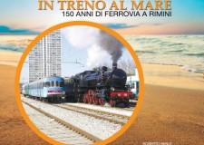 In treno al mare.150 anni di ferrovia a Rimini. Un libro a quattro mani