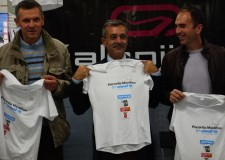 Maratone di New York, Trespidi capitano del team 'I run for Unicef'