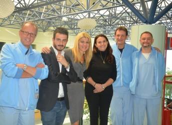 Paziente giusto, nella sala operatoria giusta. Il Morgagni piace all'Europa.