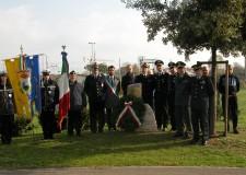 Cervia ha commemorato i caduti di Nassiriya nel parco a loro titolato