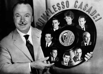 Romagna. Celebrazioni 110 anni dalla nascita di Secondo Casadei. Ecco il ricco programma di eventi.