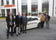 Riccione. Ecco Ampera, auto elettrica con autonomia 500 km.
