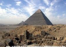 Màstabe, stele  e iscrizioni rupestri egizie dell'Antico Regno.