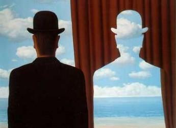 I racconti di Franco Cortese. 'Davanti allo specchio'.