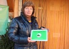 Biologico d'alta qualità? Quello di Biofrutta, Bandiera verde agricoltura 2011.