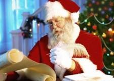 I postini di Babbo Natale aspettano 10 mila lettere.. Forza bambini!