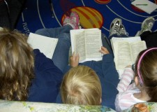 Dalla materna di Bacciolino tanti libri per i bambini in Pediatria