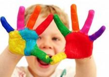 Cinque percorsi colorati e protetti per i bambini nel centro di Rimini