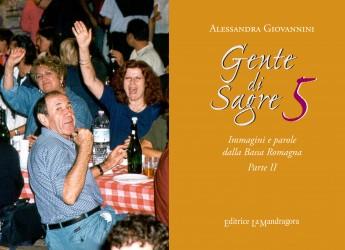 Gente di Sagre. Feste della Bassa Romagna nel quinto libro di Alessandra Giovannini