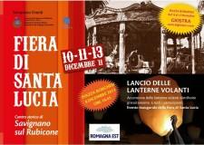 Vini & Sapori di Natale alla fiera di Santa Lucia a Savignano s/R
