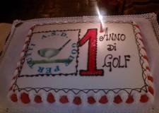 Buon compleanno all'associazione ASD Golf per tutti!