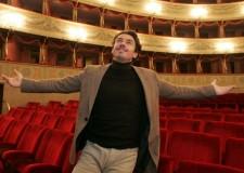 Bellaria. Il Caravaggio di Alessio Boni sul palco dell'Astra