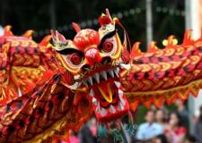 Capodanno cinese. E' iniziato l'anno del Drago: salute e forza per il 2012