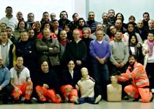 Parte il corso per la formazione dei nuovi volontari di Pubblica Assistenza Croce blu