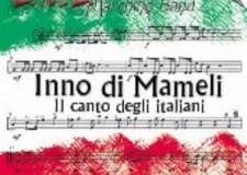 Ravenna. Mingozzi:' L'Inno di Mameli sia legge'. La serata Tricolore.