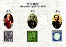 Rimini&Filatelia. Mostra: Dalla posta dei Papi all'Unità d'Italia.