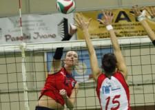 Viserba volley.  Al Pala Rinaldi, la penultima gara del girone di andata.
