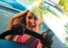 Ravenna. I controlli della Pm: veicolo sequestrato, patente scaduta e mamma denunciata