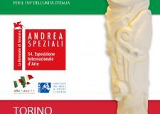 Biennale di Venezia, Padiglione Italia a Torino. Andrea Speziali espone Totem Riccione