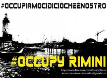 Rimini. L'amministrazione comunale ha incontrato 'Occupy Rimini'