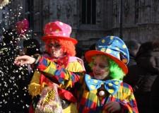 Cesena. Ecco il Carnevale di CNA con mangiafuoco, giochi, balli e palloncini.
