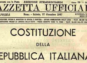 Ravenna. All'Amagià dodici brevi storie sul come sarebbe la vita se con ci fosse la Costituzione della Repubblica Italiana.