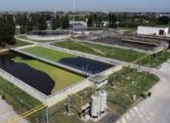 Rimini. Inaugurato il raddoppio del depuratore di Sante Giustina nell'ambito del Piano di salvaguardia della balneazione.