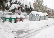 Forlì, la neve mette a rischio la struttura. Chiusa fino al 12 la succursale dell'Istituto Saffi.