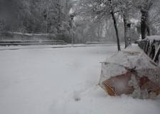 Neve su di noi. Il ritmo della natura