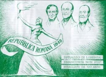 Ravenna. Numerose le iniziative messe in campo per ricordare il 9 febbraio, tradizionale festa laica della Repubblica Romana.