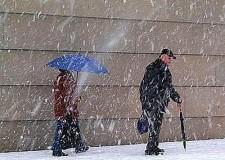 Maltempo. Dal Nord si dirige verso il Centro-Sud. Italia sotto la neve