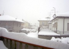 La neve ha danneggiato le imprese. In corso la valutazione dei danni