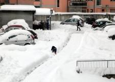 Cesena, smette la neve ma dove parcheggiare l'auto?