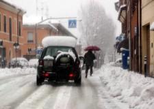 I servizi sanitari nell'emergenza neve di Cesena