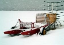 Emergenza neve. A Rimini arrivati mezzi speciali, a Novafeltria cercasi spalatori